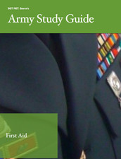 First Aid, Army Study Guide